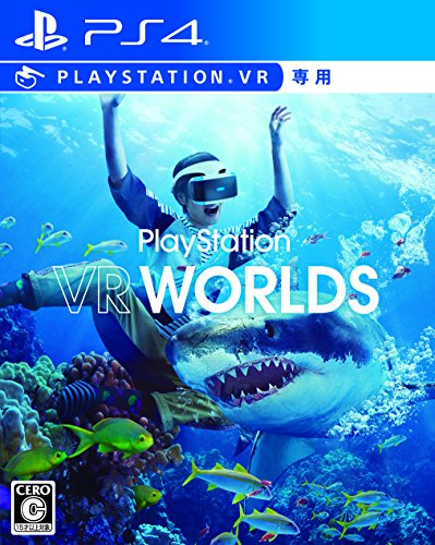 Playstation VR Worlds SONY PS4 JAPANESE