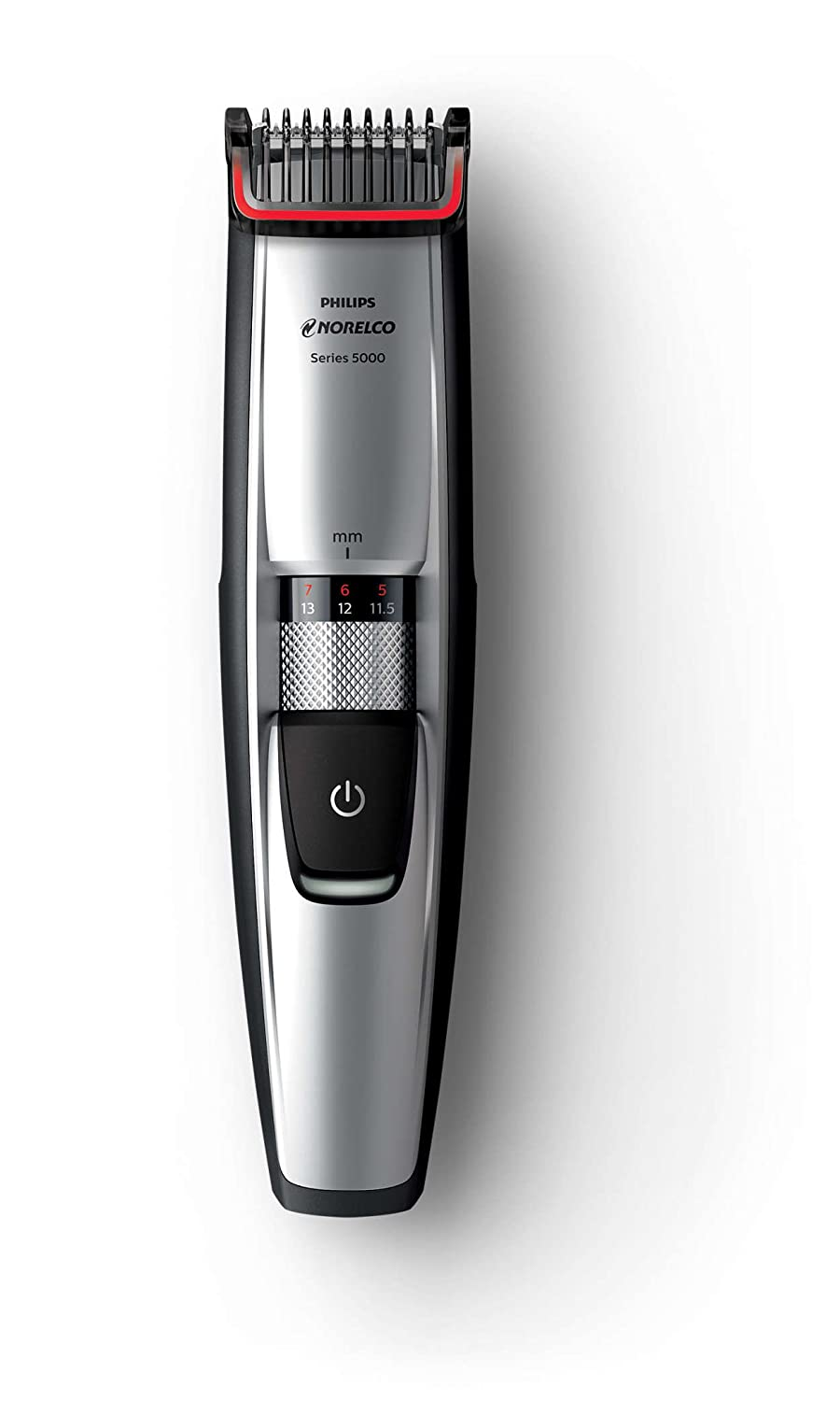 Philips Norelco All-in-One Cordless Wet/Dry Multigroom Turbo-Powered Beard Mustache & Head Trimmer Grooming Kit