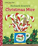 Richard Scarry's Christmas Mice (Little Golden Book)