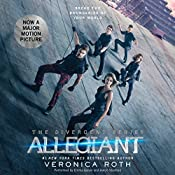 Allegiant: Divergent Trilogy, Book 3 | Veronica Roth