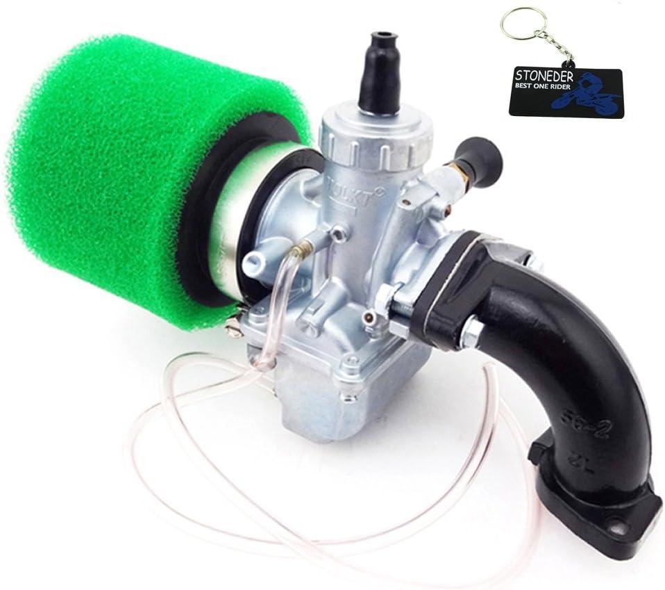 Stoneder 26 Mm Molkt Vergaser Luftfilter Ansaugrohr Set Für Lifan Yx 125 Cc 140 Cc 150 Cc Pit Dirt Bike Auto