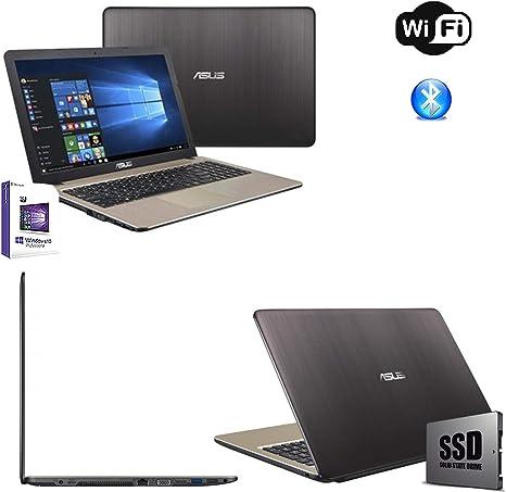 Notebook Asus Vivobook portátil PC pantalla de 15,6 pulgadas Cpu ...