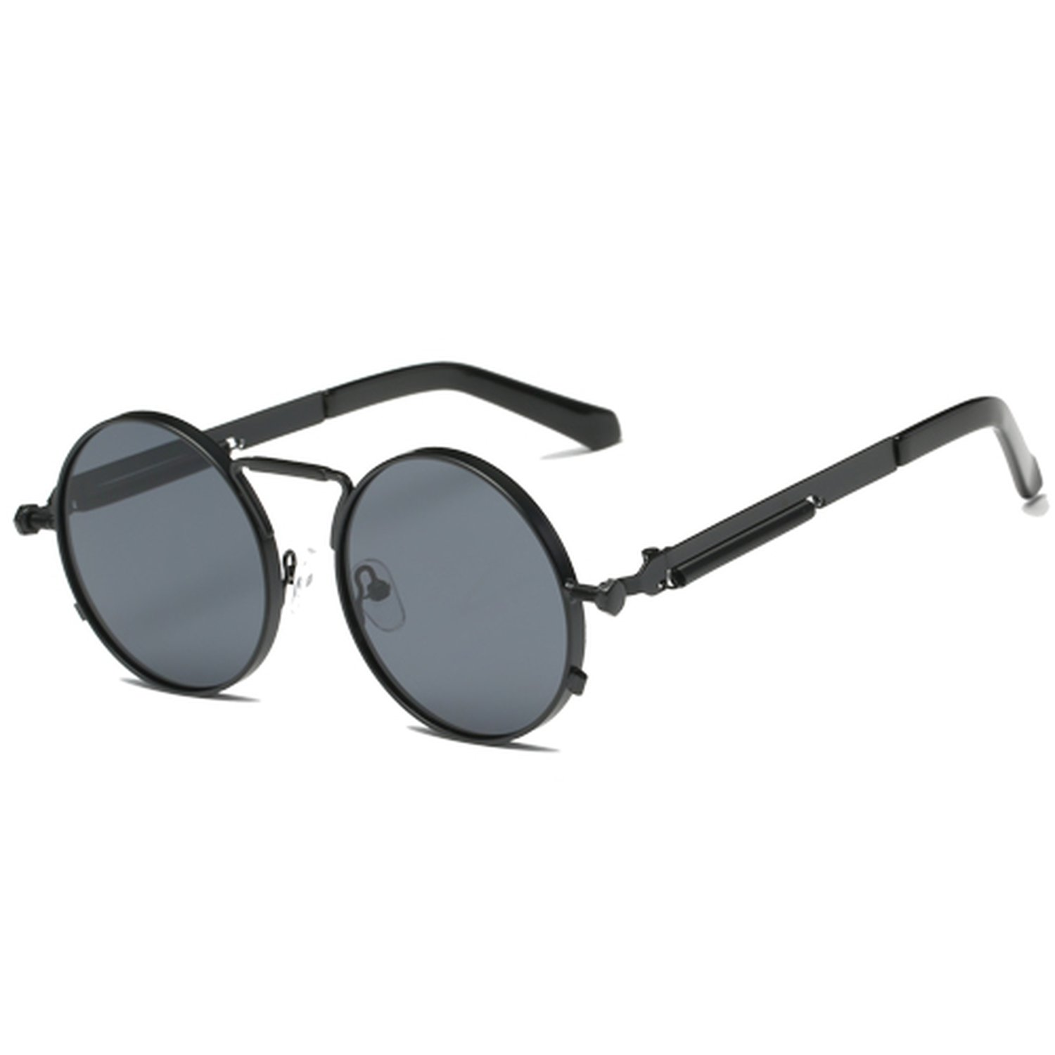 Amazon.com: Fashion Vintage Steampunk Sunglasses Brand ...