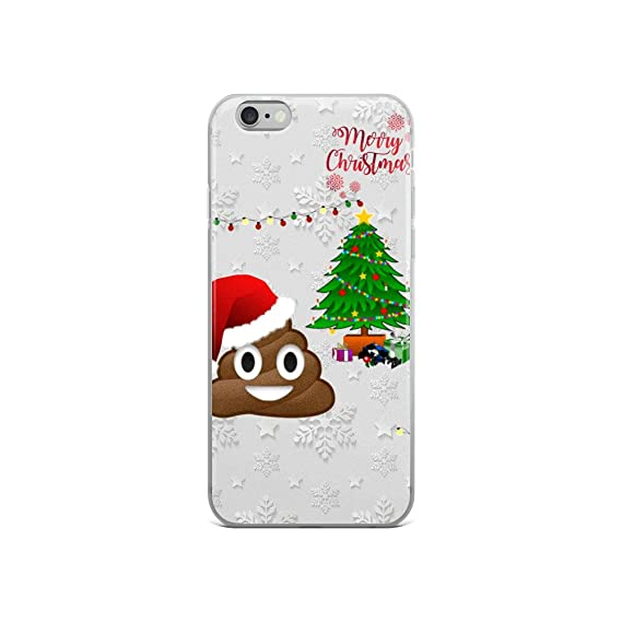 merry christmas poo emoji iphone 55sse 66s 6