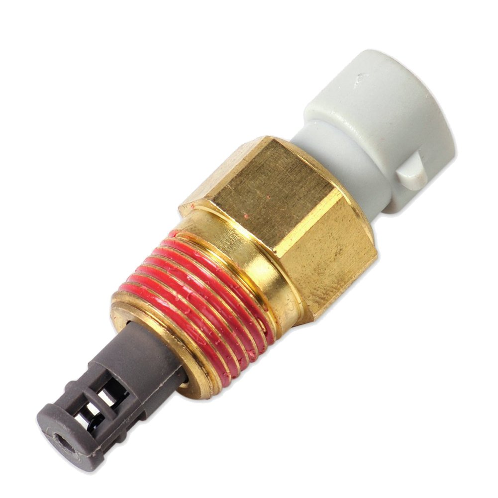 LIAMTU Intake Air Temperature Sensor Fast Response IAT Replaces Genuine GM Part 25036751 25037334 by LIAMTU