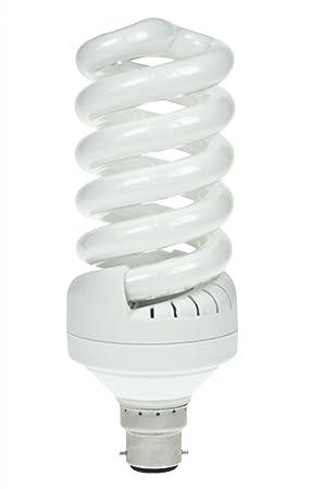 Ritelite 30W SAD Daylight (BC/B22) - White Energy Saving Light ...:Ritelite 30W SAD Daylight (BC/B22) - White Energy Saving Light Bulb,Lighting