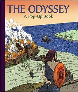 f96c479cf421cc The Odyssey  A Pop-Up Book  Sam Ita  9781402758676  Amazon.com  Books
