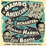 #10: Mambo Americano - 63 Mambo-tastic Tracks From The American Dance Craze [ORIGINAL RECORDINGS REMASTERED] 2CD SET