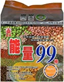 能量棒 All natural Pei Tien Energy 99 rice cake roll- Pumkin Flavor 6.35oz x 4pack