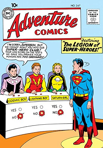 Legion of Super Heroes: The Silver Age Omnibus