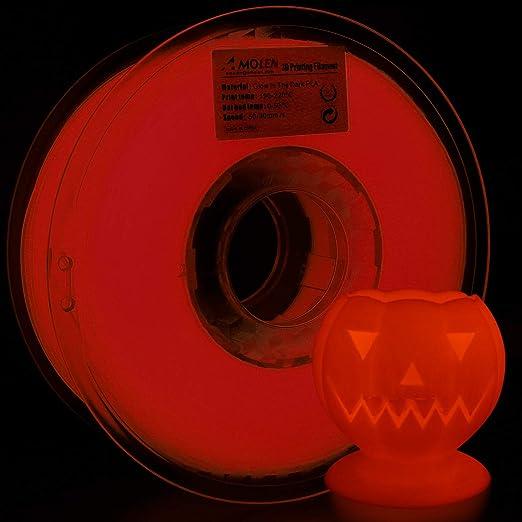AMOLEN filamento de impresora 3D, filamento de TPU flexible ...