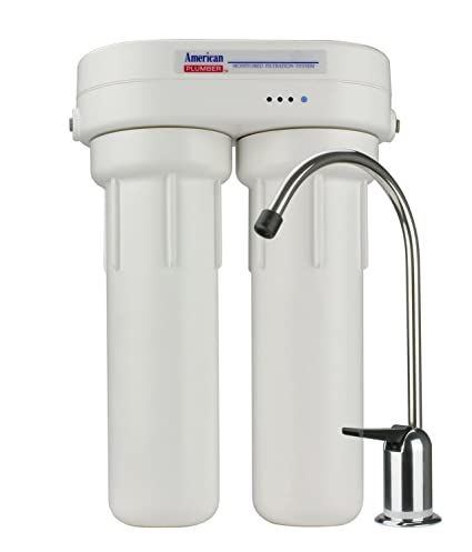Amazon Com American Plumber Wlcs 1000 Under Sink Water Filter