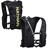 Nathan QuickStart Hydration Pack Running Vest. 4L Storage with 1.5L (1.5 Liter) Bladder Included. for Men and Women OSFM…