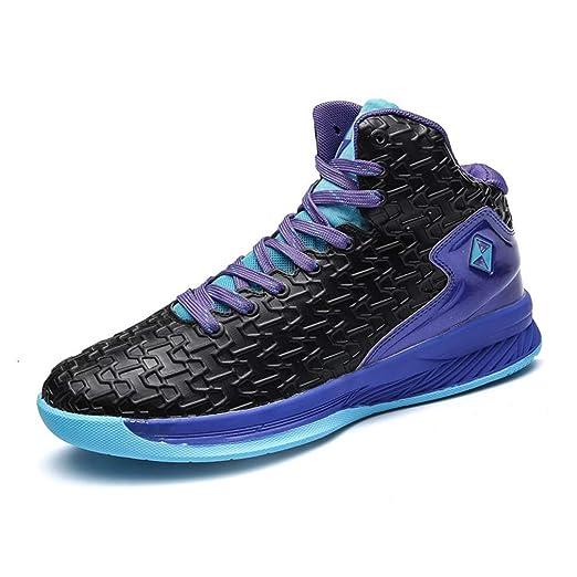 YAN Zapatos de Hombre Zapatillas Zapatillas de Baloncesto Zapatos ...