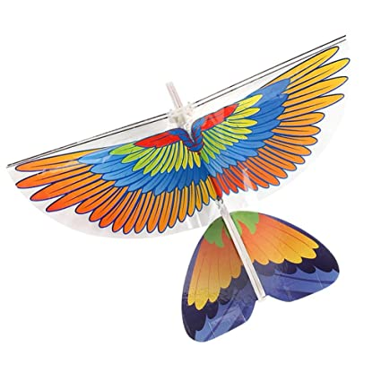 Buy Childplaymate Electric Flying Bird Toy Diy Folding Paper