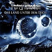 Das Land unter dem Teich (Perry Rhodan Sternenozean 20) |  div.