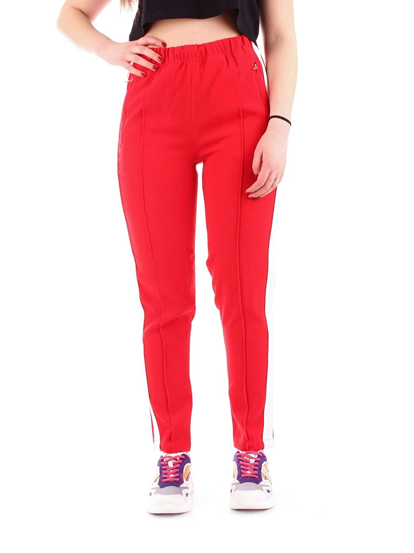 Calvin Klein J20J211377RED - Chándal para Mujer (poliéster), Color ...