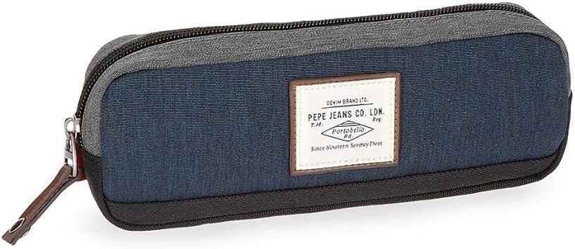 Estuche Pepe Jeans Roy azul: Amazon.es: Equipaje