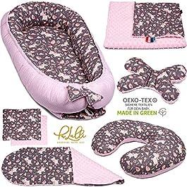 Palulli conjunto de productos de bebé cojín, cambiador, colchón