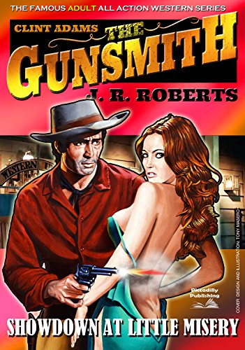 Giant Gunsmith 3: Showdown at Little Misery (Clint Adams,The Gunsmith)