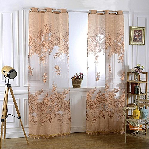 Costume White Black Youtube Dance And (Modern Room Tulle Voile Door Window Curtain Drape Panel Sheer Scarfs)