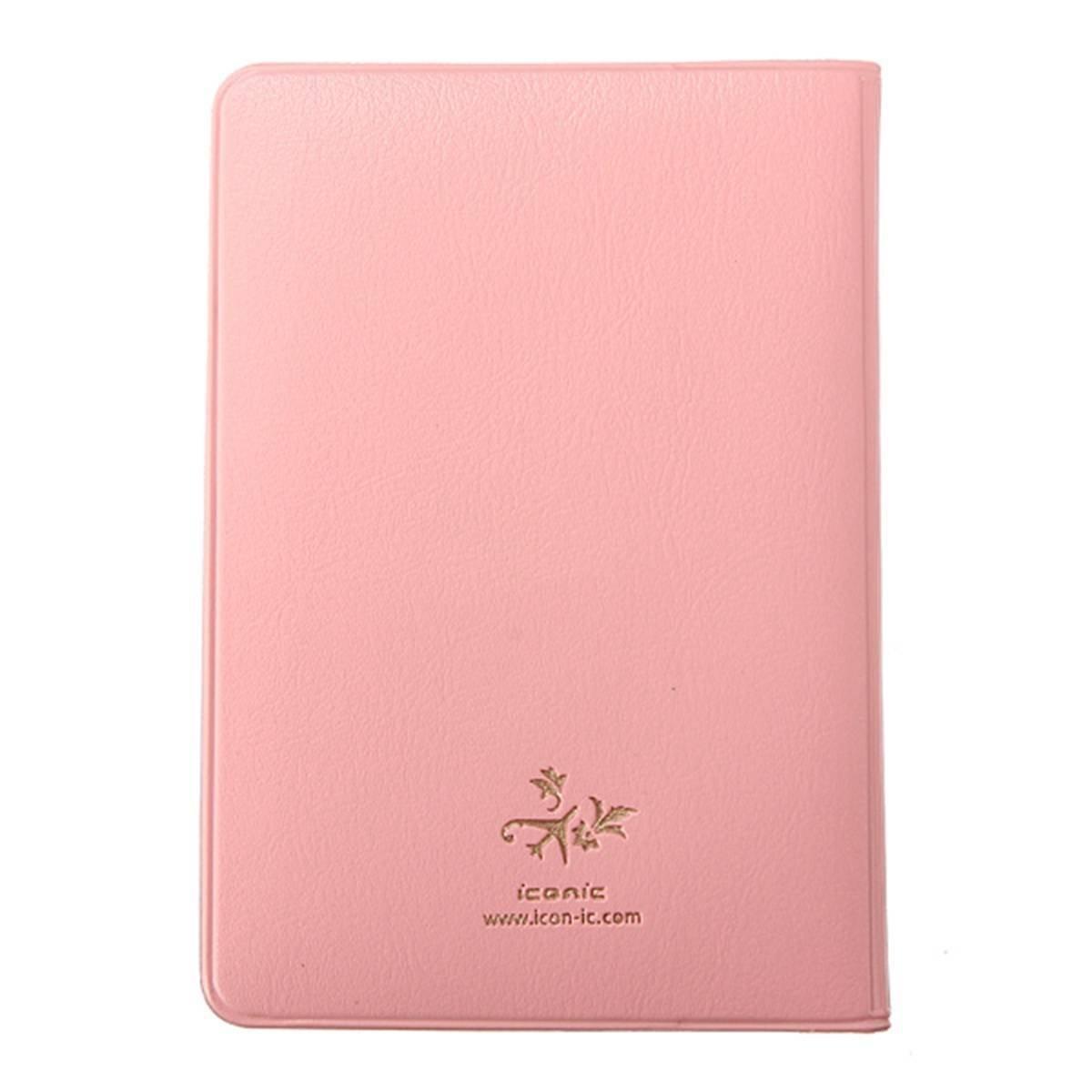 Organizer case of passport Wallets Passport Holder Pink Flower Vine TOOGOO Passport Holder R
