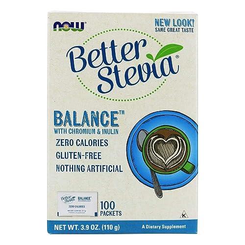Now Foods Stevia Plu