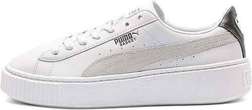 Puma Basket Platform Euphoria Metal