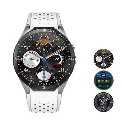 Bbiao Smartwatch Smartwatch Reloj de pulsera (Android Wear ...