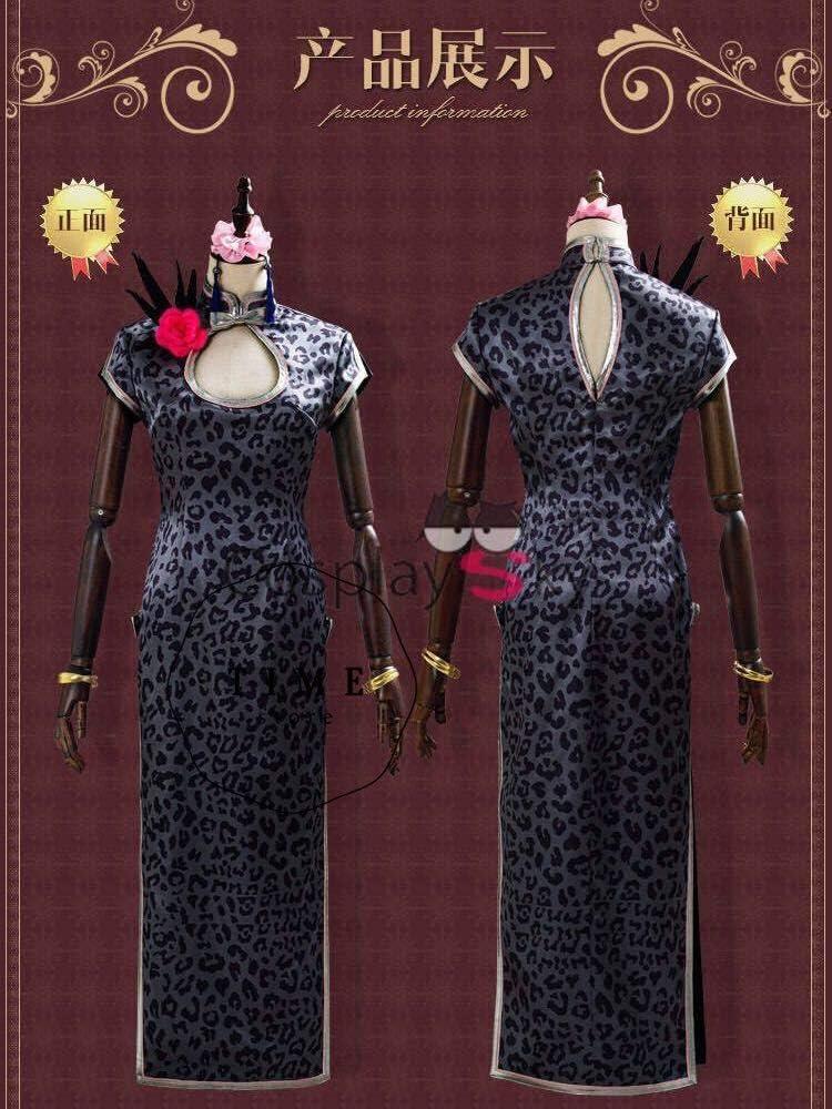 Amazon Co Jp Cosplay Costume Ff7r Final Fantasy 7 Remake Tifa Rock Heart Martial Arts Sporty Dress China Hobby