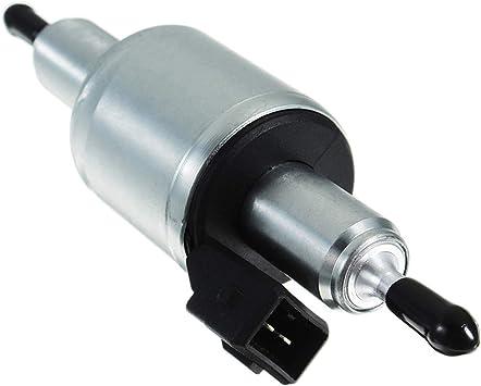 Hete Supply Universal 12 V 24 V Elektrische Kraftstoffpumpe Gas Diesel Inline Elektrische Kraftstoffpumpe Kit Air Standheizung Kraftstoffpumpe Auto