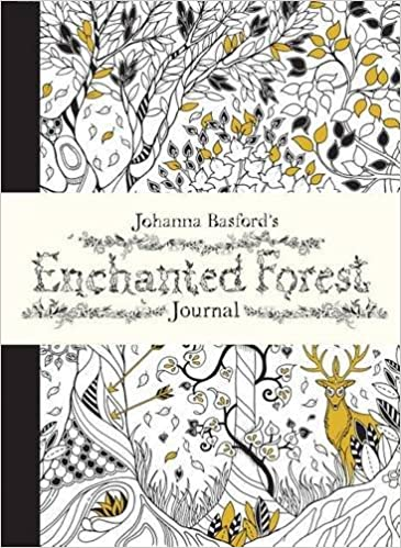 Johanna Basfords Enchanted Forest Journal Basford 9781780679181 Amazon Books