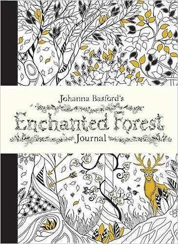 Johanna Basfords Enchanted Forest Journal Journals Amazoncouk Basford 9781780679181 Books