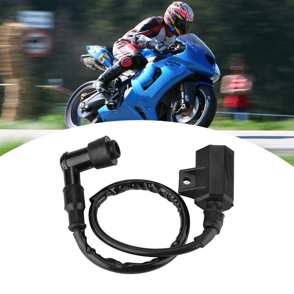 Duokon Motorcycle ATV Plastic Ignition Coil Assembly Accessories for Kawasaki Prairie KVF360 2003-2012