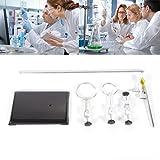 Iron Laboratory Stand Clamp Physics Chemistry Heat