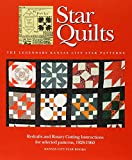 img - for Star Quilts: One Piece at a Time book / textbook / text book