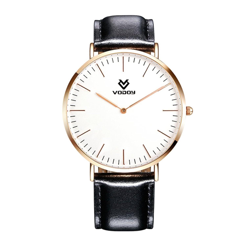 Men 's Ultra Thin Watches / Simple Man Large Dial /ファッションメンズクオーツwatch-c B06XJ3Z486