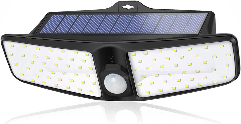 XZN Solarlampen für Außen, Aussenlampe mit Bewegungsmelder