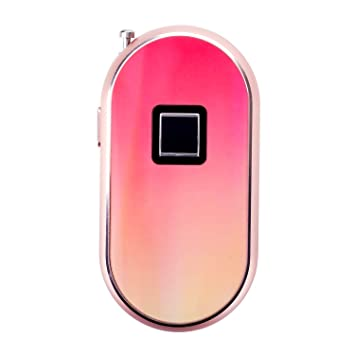 a884a02520c6 Amazon.com | ROYAL DEFENDER Fingerprint Lock 0.5s Touch Unlock Smart ...