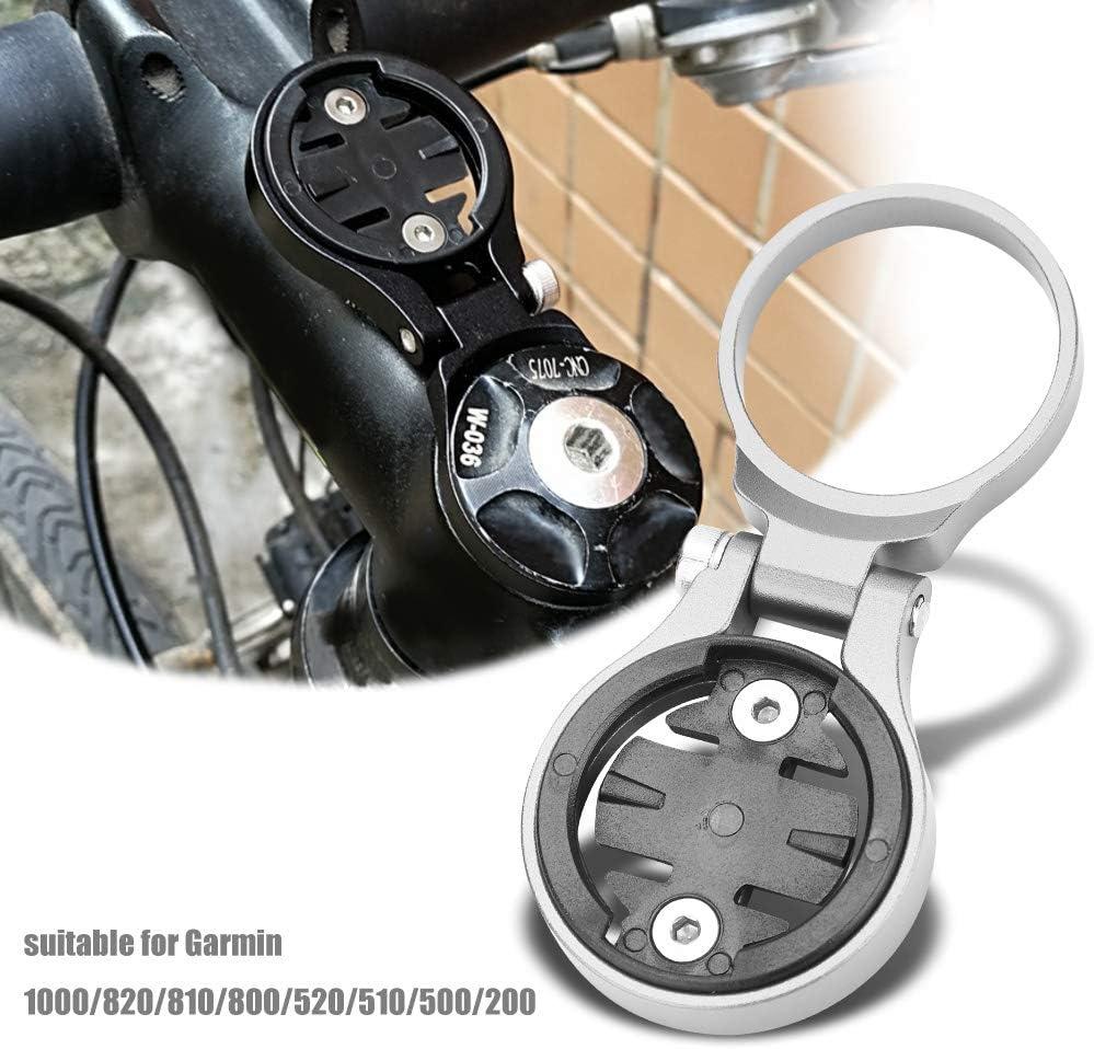 Adecuado para Bicicletas de monta/ña y de Carretera DAUERHAFT Soporte de extensi/ón de od/ómetro para Ciclismo Accesorio de Soporte Ajustable para computadora de Bicicleta