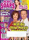 Robert S. Woods, Hillary B. Smith, Jay Wilkison, John-Paul Lavoisier, Jessica Morris, One Life to Live - March 29, 2005 ABC Soaps in Depth Magazine [SOAP OPERA]