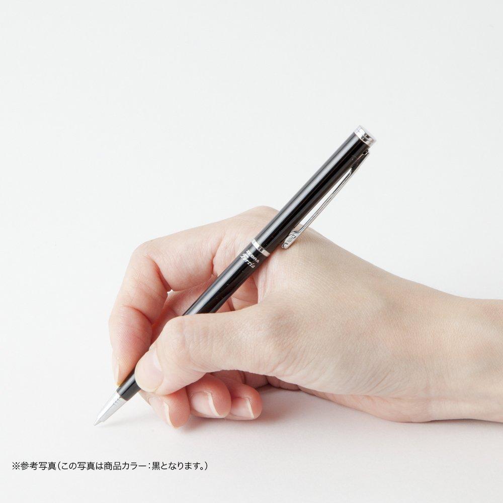 Zebra Pen 20989/Fortia 500/Twist/ color marr/ón /Bol/ígrafo