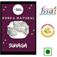 Eunza Natural's Suhaga - Borax Rock/Stone - Sodium Borate - 100 Grams