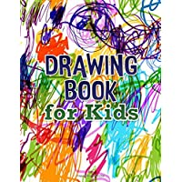 Drawing Book for Kids: 120 Blank pages and White paper