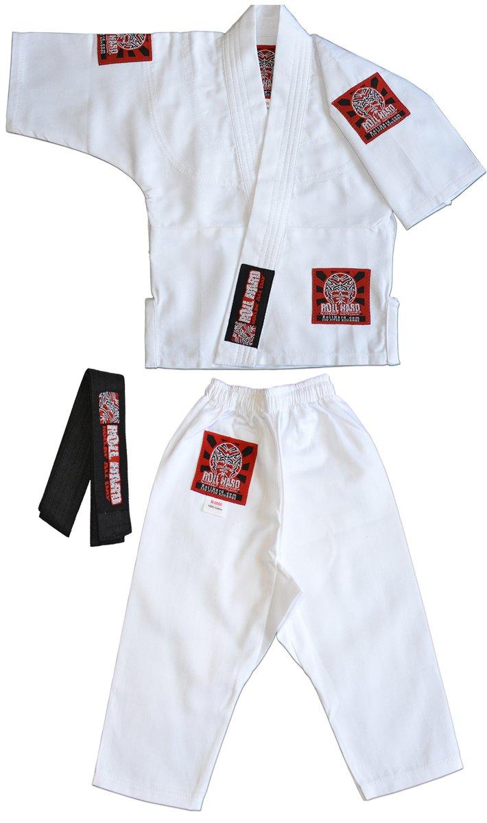 Rollハードブランド – 幼児用ベビー柔術GI  Regular Fit