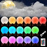 Deewin Moon Light 16 Colors Dimmable LED Change