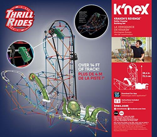 Building America S Future Stem Education Intervention Is: Top 10 Best K'nex Roller Coaster Building Set