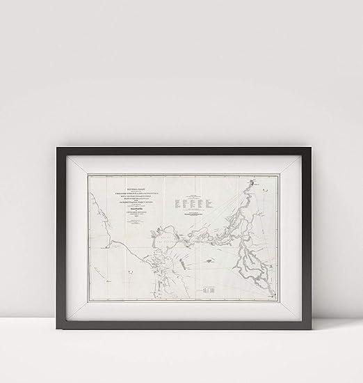 Amazon Com 1852 Map Of General Chart San Francisco Bay Sacramento River Calif San Francisco Bay Area Cali Posters Prints North bay, on, to south river, on. amazon com
