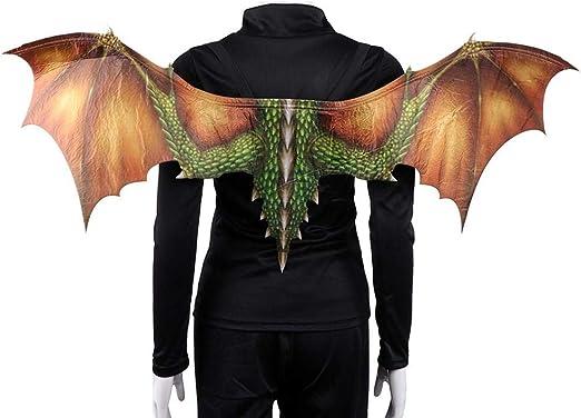 Alas de disfraces de Halloween, Wicked Wings de los hombres de la ...