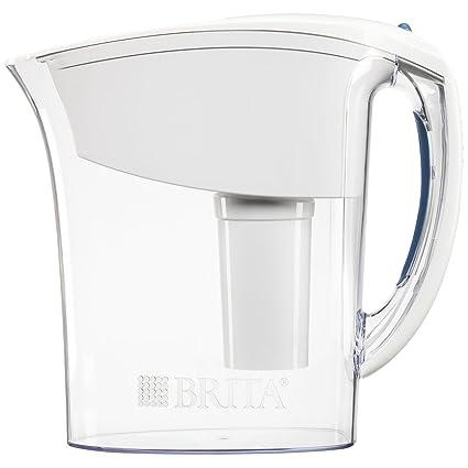 Amazoncom Brita Atlantis Water Filter Pitcher White 6 Cup